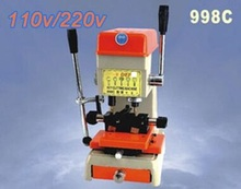 Defu 998c Cutter Best Key Cutting Machine Ford 220v to 240v or 110v to 130v Voltage Locksmith Tools(China)