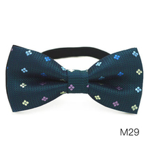 Zebery New Cute Kids Bow Tie Children Candy Color Necktie Fashion Baby Boy Girl Wedding Dress Accessories Bowties(China)