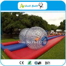 2017 Hot Top Inflatable Adult Zorb Ball/Factory Price Body Bubble Bumper Ball