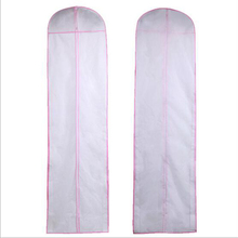 Bridal Gown Formal Dress 180 cm Dust Cap Dust Bag Men's Clothing Dust Storage Pink Dust Cover Wedding Dress#S519