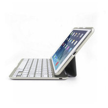 Tablet Case With Bluetooth Keyboard Folio Case Cover For iPad Mini/Mini 2  New Arrival 7 Color Backlit Light