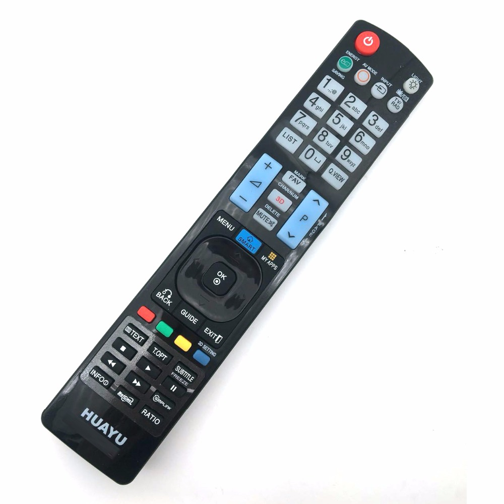 Universal Remote Control  for Most LG TVs  Replaced AKB72914265