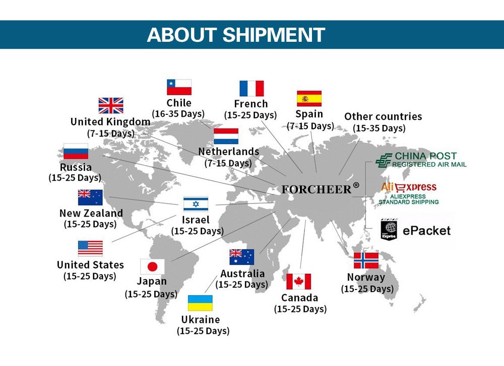 9- shipment