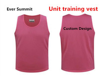 Unit Training Vest Ever Summit Soccer Jersey 070107 Football Clothes Blank Version Customize Name Number Custom Design Shirts(China)