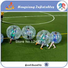Free Shippng 1.5m TPU Good Quality 1.0mm Bubble football,Inflatable Bubble Ball Suit, Zorb Ball, Bubble soccer TPU