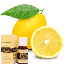 1pcs Lemon Essential Oils for Aromatherapy with Sweety Fragrance Popular Aromatherapy Lemon Oil in 10ml Bottle(China)