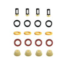 4pieces/set fuel injector repair kits for BWM K100 Motorcycle OEM 0280150210 for AY-RK067(China)