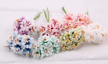 3-4cm,cheap artificial silk chrysanthemum flower with pistil/gerbera bouquet,diy craft arrangements&wedding decoration garland