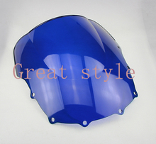 New For Kawasaki ZZR400 ZZR 400 1993-2007 ABS bike motorcycle/motorbike Windshield/Windscreen Top quality