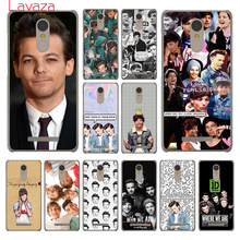 One Direction 1d Louis Tomlinson Case for Xiaomi Mi 6 5 5s mi6 mi5 mi5s Plus Redmi 3 3S 4 4X 4A Pro Prime Note 2 3 Pro