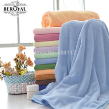 "New 2017 MMY Brand Towel Promotion-1PC 30""59"" Microfiber Beach Towel Adults Bath Sheet and Hand Towel 120001"