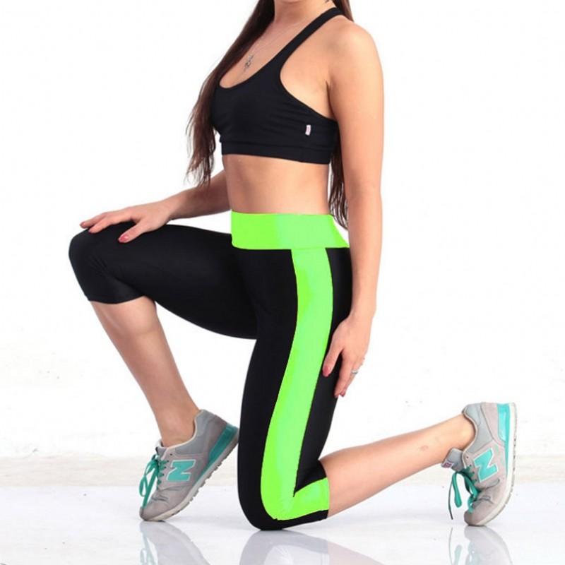 High Waist Fitness Legging Black 9