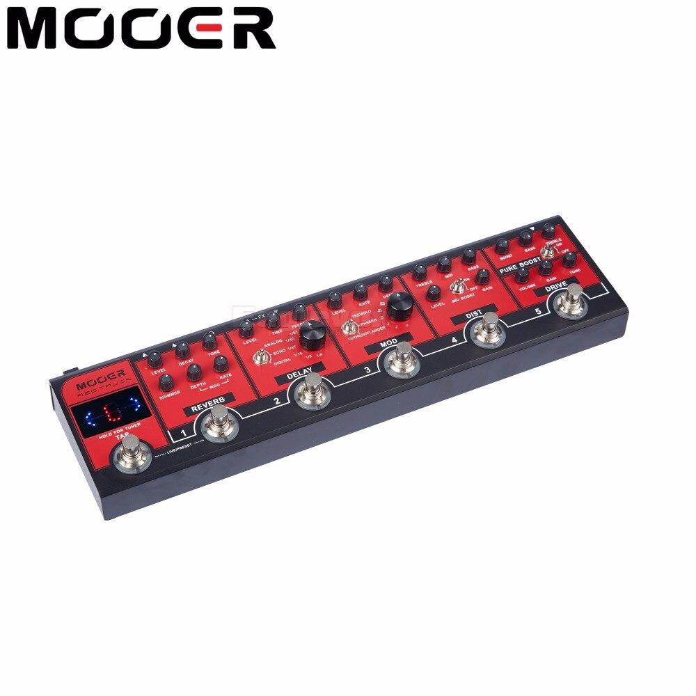 5D3_7840-Mooer-Red Truck