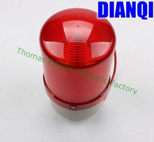 AC110V 220V 380V Wired Flash Strobe Blinking Siren Sound and Quiet Alarm 2in1 Industrial Warning Light with Alarm LTE-5110J(China)