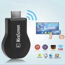 Best Mirascreen WiFi Display Dongle Miracast DLNA Airplay HDMI 1080P TV Stick for Android IOS IPhone PC Android TV Stick
