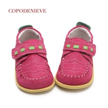 COPODENIEVE Children shoes spring autumn Toddler Little Boys loafers shoes kids Slip-on leather kids casual shoesThe girl(China)