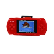 PVP Portable Handheld game player 8 Bit 2.5 inch LCD Screen Digital Pocket Game Console game player with Game Card
