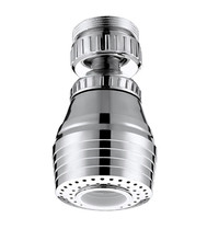 Shower Swivel Head Adapter Water Saving Tap Aerator Connector Diffuser Filter Aerator Faucet Nozzle Filter Kitchen accessories