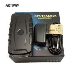 strong magnet Car Vehicle GPS Tracker long standby GSM GPRS Car GPS Tracking Locator Device GPS position without installation