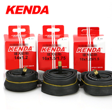 KENDA 12 14 16 20 Inch Bike Inner Tube BMX Folding Bicycle Tube Tires 14*1.2 14*1.5/1.75 16*1.5/1.75 18*1.25/1.5 20*1.25/1.5