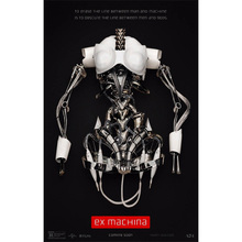 J0682- EX-MACHINA Sci-Fi Alex Garland Movie Pop 14x21 24x36 Inches Silk Art Poster Top Fabric Print Home Wall Decor(China)
