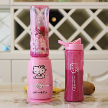 Mini Fruit Juice Blender Food Mixer Hello Kitty Healthy Electric Juice Machine Grinder Meat Squeezer Shake(China)