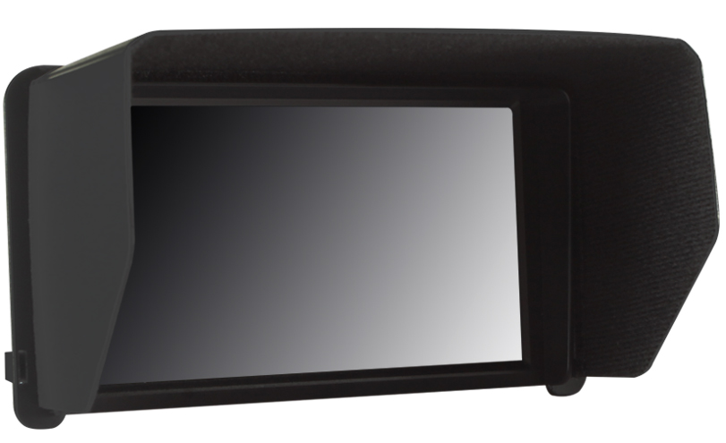 F550-sunshade-on-camera-monitor