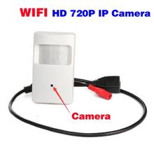 Buy HD 720P WIFI Mini Camera Motion Detector HD PIR STYLE Wireless IP Camera Mini Ip Camera Wifi P2P Security for $34.30 in AliExpress store