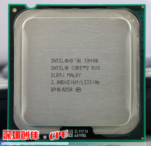 Origianl Intel Core 2 Duo E8400 CPU Processor (3.0Ghz/ 6M /1333GHz) Socket 775(China)