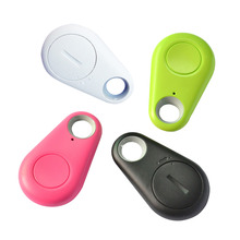 Smart Bluetooth Finder Locator Tag Alarm Anti-lost Device For Mobile Phone Kid Pets Bags Key Tracker Finder Locator Tracker(China)