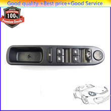 Master Window Switch LHD 6554.KT For Peugeot 307 307SW 307CC 2000 2001 2002 2003 2004 2005 2006 2007 2008 2009 2010 2011-2014
