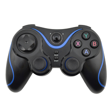 10pcs a lot 2.4GHz Wireless Bluetooth Game Controller Gamepad Joystick for Android TV BOX(China)