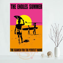2016 New The Endless Summer Canvas Poster Customized 40x60cm Room Wall Posters As Gift