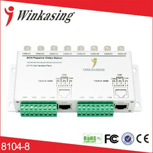 8CH Passive Video Balun Twisted UTP Transceiver(China)