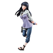 Naruto Shippuden Hyuuga Hinata Action Figure 1/8 scale painted figure Naruto's Wife Hinata PVC figure Toy Brinquedos Anime(China)