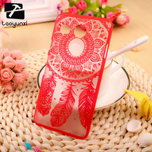 Hard Plastic Phone Cases For LG Google Nexus 5X H791 5.2'' Nexus5X Back Cover Dream Cather Clear Retro Case Bags Hood Shell