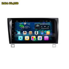 NAVITOPIA 1024*600 9inch Quad Core Android 4.4/Android 6.0 Car Radio player for Toyota Sequoia 2006 2007-- with GPS Navigation