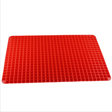 Cooking Mat Oven Baking Tray Sheet Kitchen Tools Pyramid Bake ware Pan Nonstick Silicone Baking Mats Pads Moulds