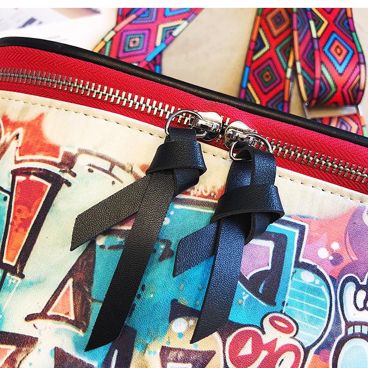 Cross body Shoulder Bag Handbag Flower print one shoulder messenger bags bolsa feminina bag 68 Online shopping Bangladesh