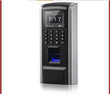 LAN TCP/IP Fingerprint Access Control Device Employee Time Attendance with Access Control F8 Keypad RFID Biometric Access