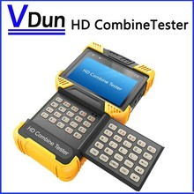 VDun VD-T61  4.0 Inch  HD Combine Tester  IP Camera  IPC  CCTV  Tester  Support ONVIF, RTSP, RTP / 485  POE  Free shipping