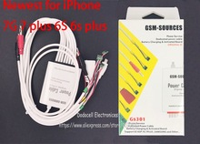 Lastest Battery Dedicated Current Test Cable Battery Activation Charge Board for iPhone 7G 7 plus 6S 6S plus Power cable