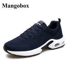 Mangobox 2017 Sport Brand Shoes Mens Athletic Sneakers Low Top Sneakers For Running Man Comfortable Men Traning Shoes