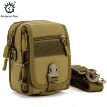 Protector Plus Military MINI Small Single Shoulder Bags High Quality Vice Packs Multifunction Mobile Phone Handbag X668(China)