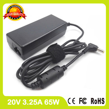 20V 3.25A 65W laptop ac power adapter charger for Advent ERC430 ERT2250 ET5200 I50IL1 K100 K1301 K1301P K1501 K200 K300 K4000