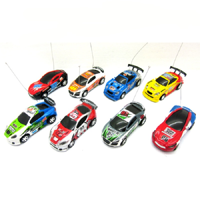 hot sale multicolor coke can mini speed rc remote control micro car vehicle boy toy gift