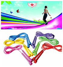 Free Shipping 2.8M  Pink Speed limit skipping rope skipping jump rope exercise Fitness equipment#2021  B1