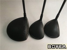 Brand New Boyea XR Wood Set Boyea XR Golf Woods Golf Clubs Driver +Fairway Woods R/S/SR/X Flex Graphite Shaft With Head Cover