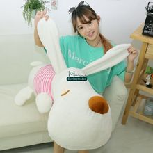 Dorimytrader 37'' / 95cm Large Stuffed Soft Plush Giant Cartoon Animal Dog Doll Baby Toy Gift 2 Colors Free Shipping DY60984