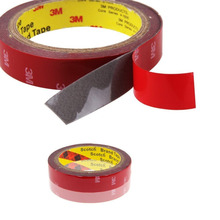 3mx20mm /1 Roll Automotive Acrylic Plus Double Sided Attachment Tape Car Auto Truck Van